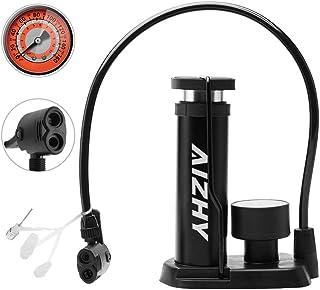 Aizhy Bomba de Bicicleta, Mini Bomba portátil de neumá