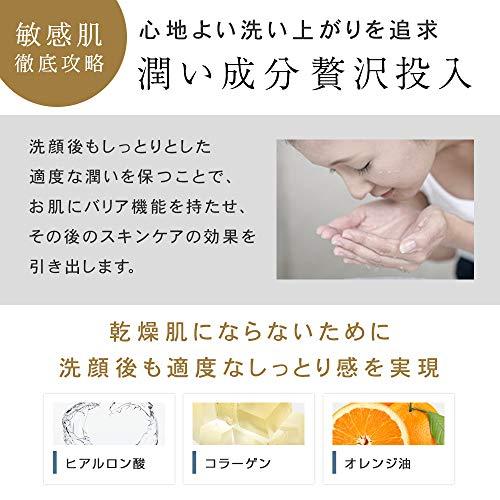 プリュ(ルイール)クリアファインブラックソープ[120g/チューブタイプ]洗顔フォーム洗顔洗顔料泡黒ずみ毛穴(日本製)