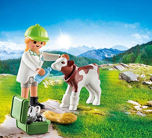 Veterinaria Playmobil - Special Plus (70252)