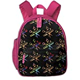 ADGBag Mochila para niños Mochila Escolar Scissors Comb Hair Stylist Salon Children's/Kids School/Nursery/Picnic/Carry/Travelling Bag Backpack Daypack Bookbags