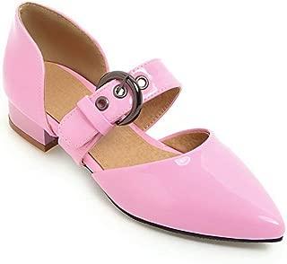 BalaMasa Womens ASL06102 Pu Fashion Sandals