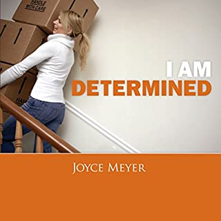 I Am Determined cover art
