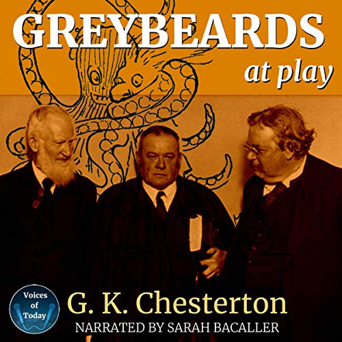 Greybeards at Play Titelbild