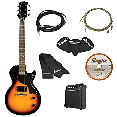 Maestro by Gibson Electric Guitar Starter Package