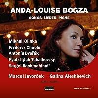 Anda-Louise Bogza: Songs by Marcel Javorcek