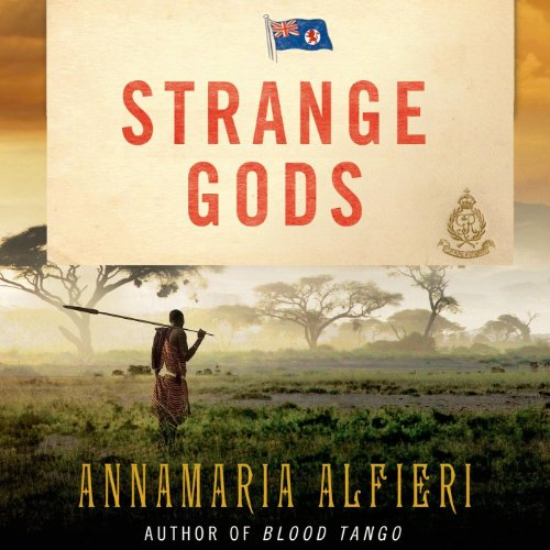 Strange Gods cover art