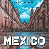 Mexico Calendar 2022: Gifts for Friends and Family with 12-month Monthly Calendar in 8.5x8.5 inch