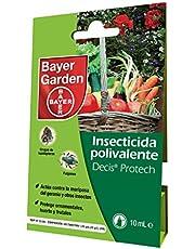 Protect Garden Decis Protech - Insecticida polivalente concentrado para ornamentales, frutales y horticolas, pulgones y orugas