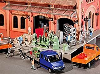 Faller 180604 Shop Interior Equipment Scenery and Accessories