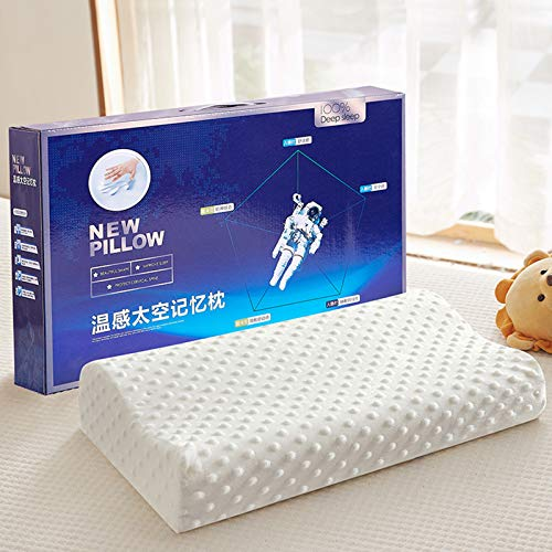 almohadas de espuma viscoelástica, almohada de látex, almohada para dormir de lado, almohadas ortopédicas, almohadas antirronquidos, alivio del estrés, almohadas hipoalergénicas
