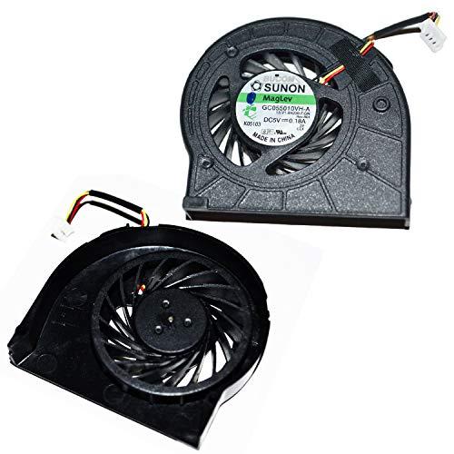 Bucom - Ventilador de CPU para IBM Lenovo ThinkPad X200 X200T X200S X201 X201i Cooler (4 Pines)