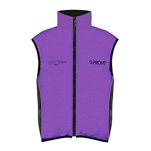 Proviz Sports Reflect360 CRS Gilet de cyclisme 100 % réfléchissant pour femme