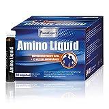 SanaExpert Amino Liquid, 10000mg Aminosäuren-Konzentrat, Nahrungsergänzung für Sportler, BCAAs,...