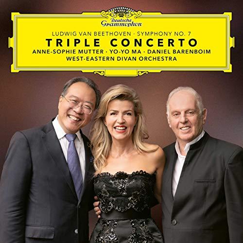 Beethoven: Triple Concerto & Sinfonie 7 [Vinyl LP]