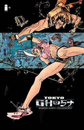 Tokyo Ghost #2 (English Edition)