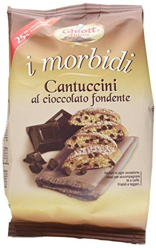Ghiott Cantuccini Schokolade 200 g, 3er Pack (3 x 200 g)
