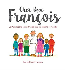 Book's Cover of Cher Pape François