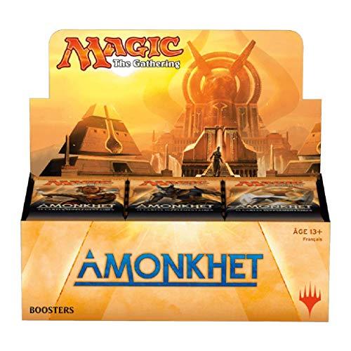 Magic The Gathering - 604120 Amonkhet Boîte de Boosters - 36 Boosters de 15 Cartes