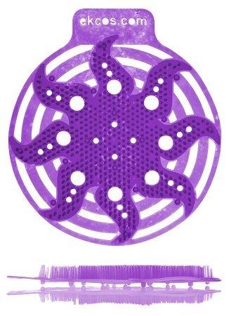 Ekco Power Screens Purple Berry Urinal Anti-Splash 10 Large discharge sale Fort Worth Mall b