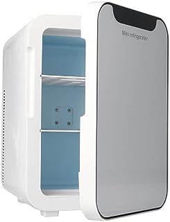 20L mini bilkylskåp bärbar kylare värmare tre lager justerbar konsol lämplig för camping, student sovsal eller hem