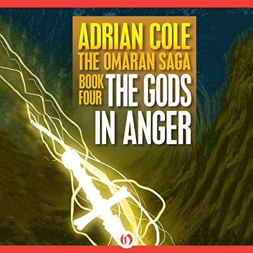 The Gods in Anger  By  cover art