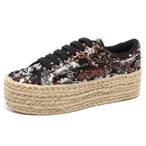 Jeffrey Campbell B2196 Scarpa Donna Sneaker Zeppa Shoe Woman [40]