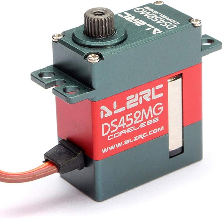 ALZRC Devil 380 420 480 Parts DS452MG 450 CCPM Mini Digital Metal Servo