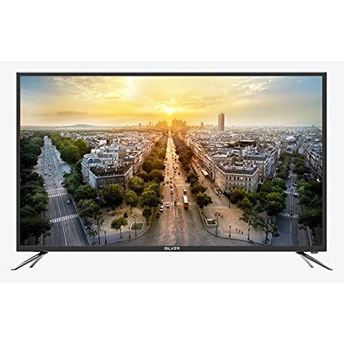 Silver Televisores 410884 50' LED UltraHD 4K
