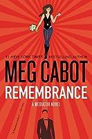 Remembrance: A Mediator Novel (Mediator, 7)