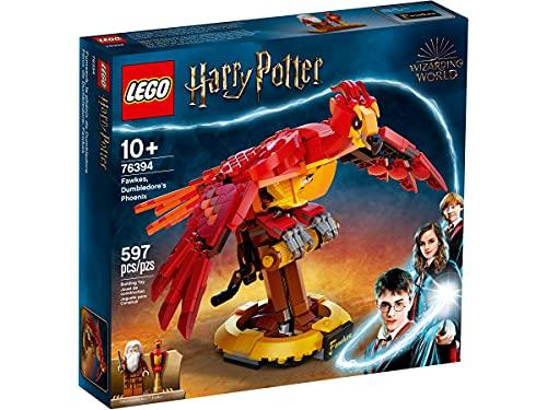 Lego Harry Potter 76394 - Fawkes, Dumbledore's Phoenix