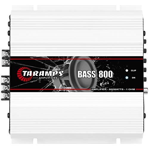 Módulo Taramps BASS 800 1 ohm 800 W RMS Amplificador Som Automotivo