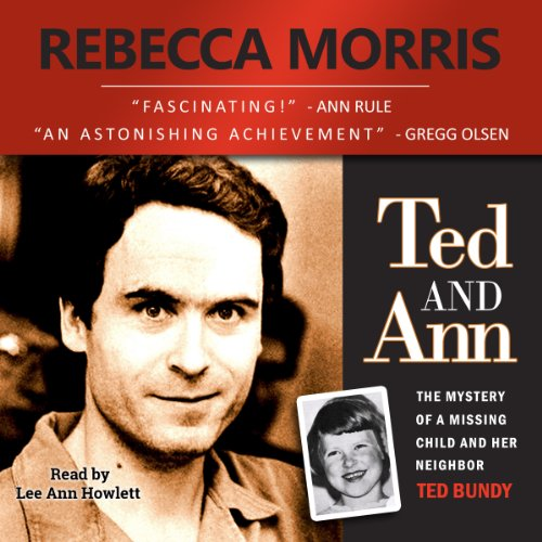 Ted and Ann audiobook cover art