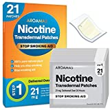 Best Nicotine Patches - Aroamas Stop Smoking Patches, Stop Smoking Aid to Review