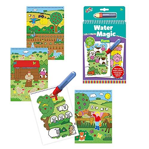 Galt Toys- Water Magic Granja (Diset 1003163)