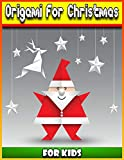 Origami For Christmas: Origami Made Simple | The Great Big Easy ORIGAMI Book | Origami kit japanese | Origami Christmas | Origami Step By Step