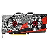 SIJI Ventilador de gráficos Gráficos De Computadora De Escritorio Fit For ASUS Tarjeta Video GTX 960 4GB 128bit Gddr5 Fit For Nvidia Vga Tarjetas GeForce GTX 750 TI 950 1050 1060 Gráficos del Juego