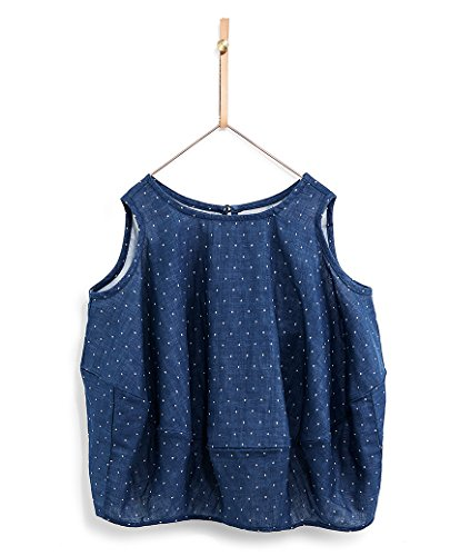INWAVE Yiigoo Mädchen Blau Hoodie & Sweatshirt - Height 130