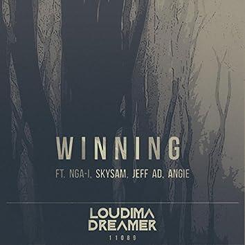 Winning (feat. Nga-I, SkySam, Jeff AD & Angie)