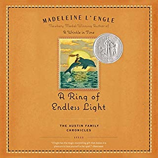 A Ring of Endless Light     Austin Family Chronicles, Book 4              Written by:                                                                                                                                 Madeleine L'Engle                               Narrated by:                                                                                                                                 Jorjeana Marie                      Length: 9 hrs and 52 mins     Not rated yet     Overall 0.0