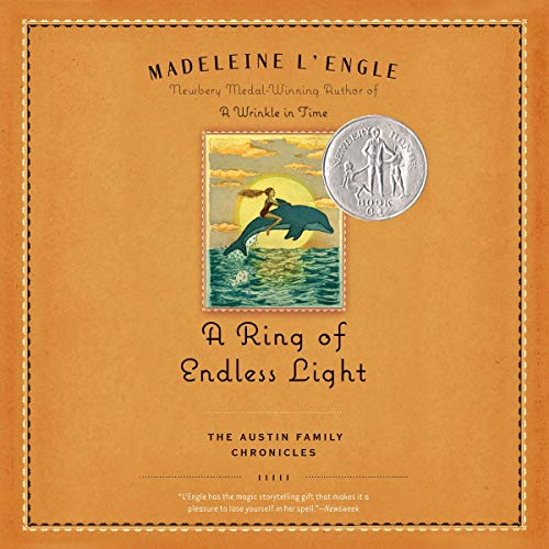 A Ring of Endless Light Audiobook By Madeleine L'Engle cover art