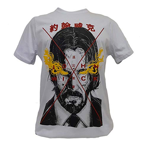 Camiseta john wick