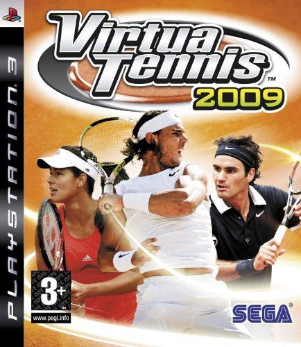 SEGA Virtua Tennis 2009, PlayStation 3 - Juego (PlayStation 3, PlayStation 3, Deportes, E (para todos))