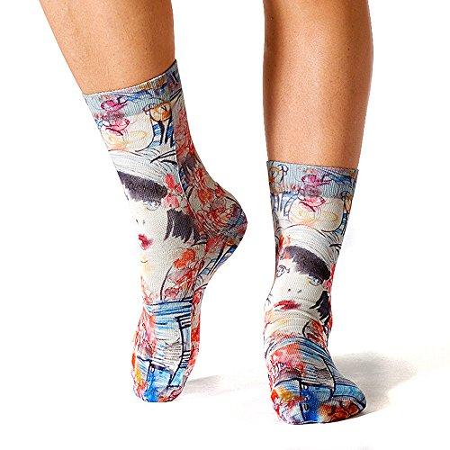 Wigglesteps Damen Socken - 043 Sea Girl (1010-00739-502)