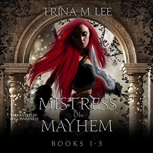 Mistress of Mayhem: Books 1-3 cover art