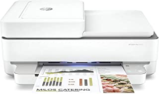 HP ENVY Pro 6455 Wireless All-in-One Printer, Mobile Print, Scan & Copy, Auto Document Feeder, Works with Alexa (5SE45A)