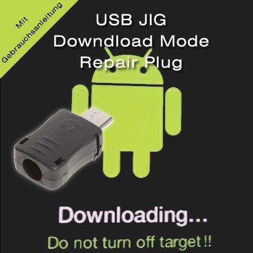 Download Repair Reset jig Stecker 2.0 für Samsung Galaxy S2 NEU S3 S i9100 i9100G N7000 auch für ICS 4.0.4