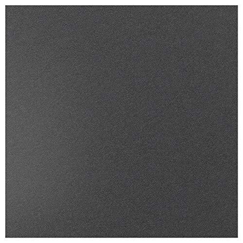SIBBARP specialtillverkad väggpanel 1 m²x1,3 cm svart sten effekt/laminat