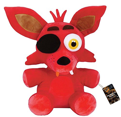 Close Up Figura Peluche Five Nights at Freddy's - Foxy