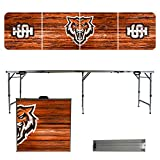 Victory Tailgate NCAA Idaho State University 8'x2' Foldable Tailgate Table with...