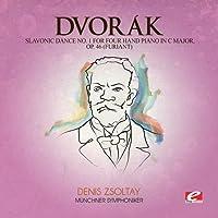 Slavonic Dance 1 Four Hand Piano C Maj 46